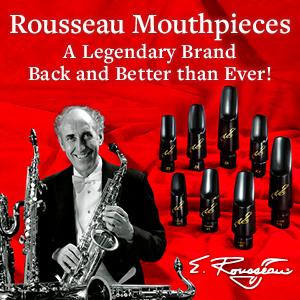 Rousseau Mouthpieces
